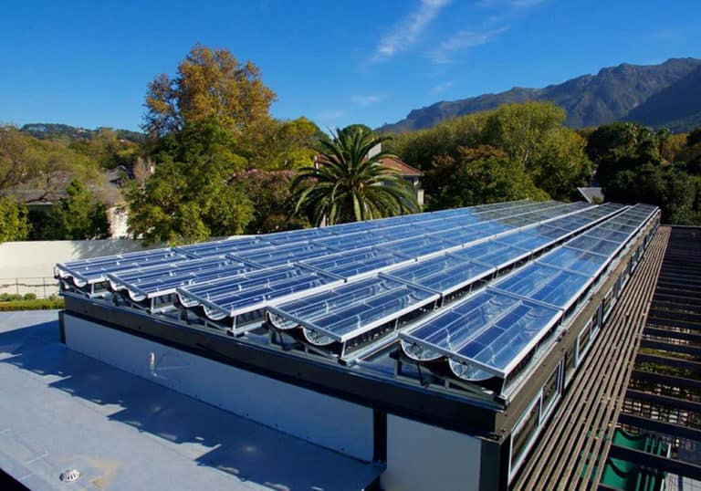 Solar Thermal Hospitality