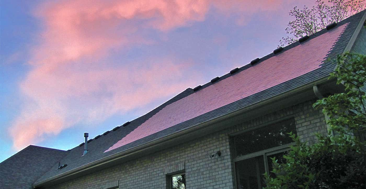 House Solar Shingles