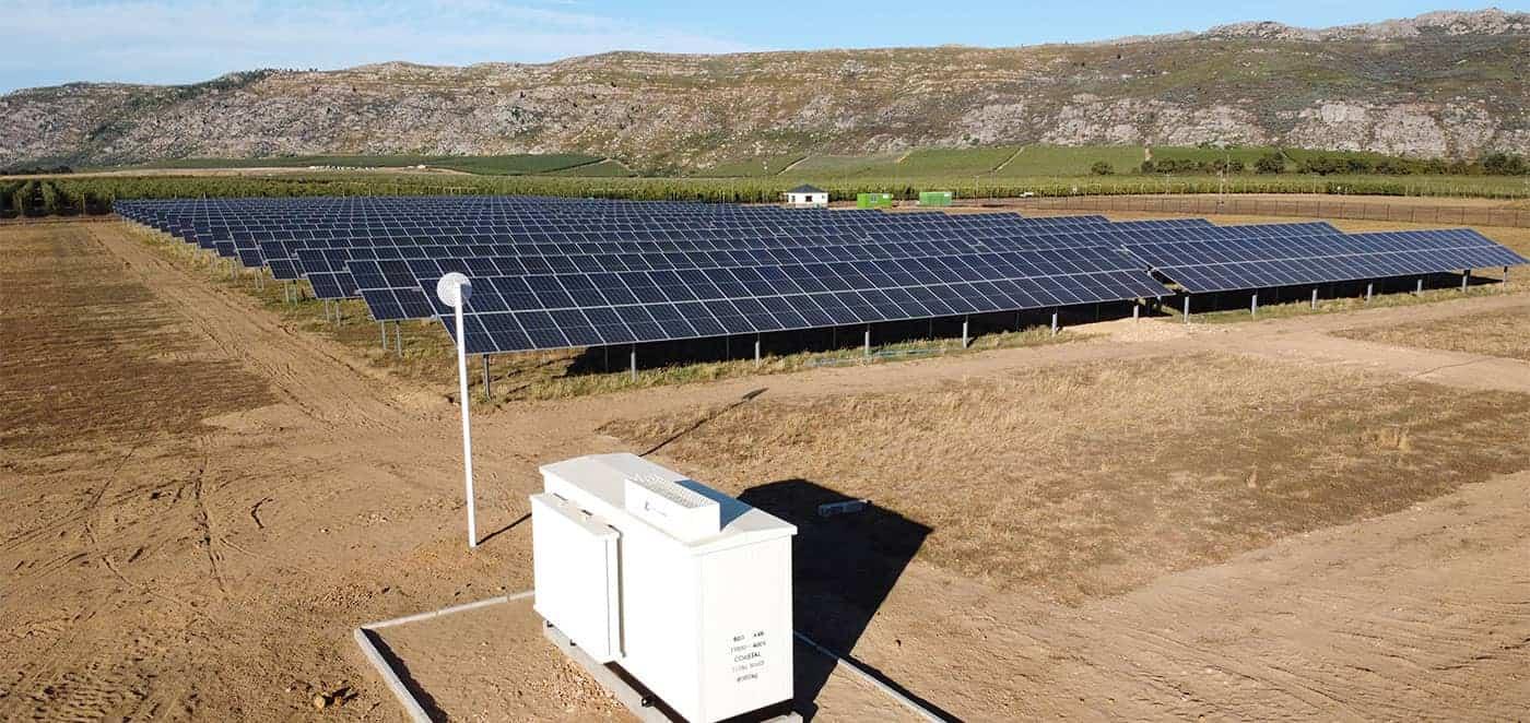 Energy Storage in Africa