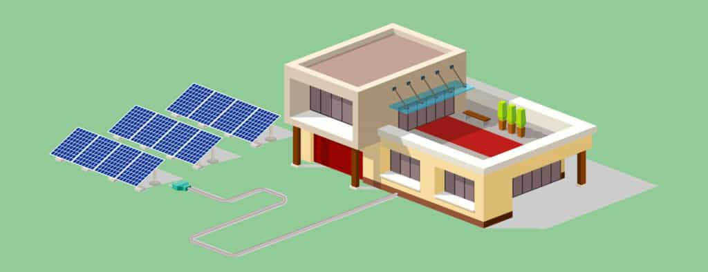 How to connect solar panels to your home