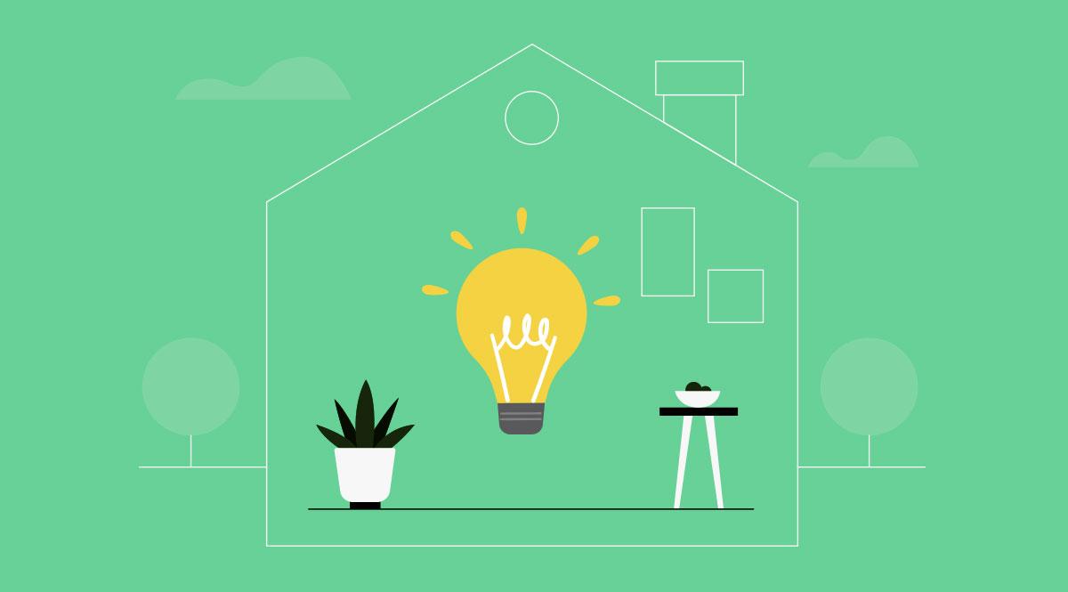 save energy home
