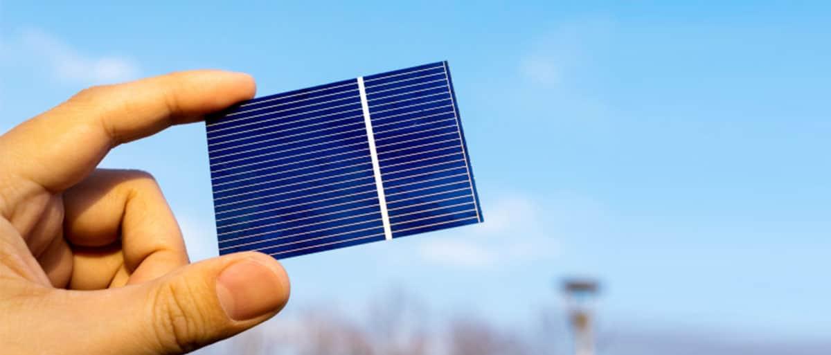 photovoltaic pv closeup